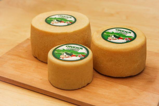 Différentes tailles de notre fromage de brebis disponible à la vente